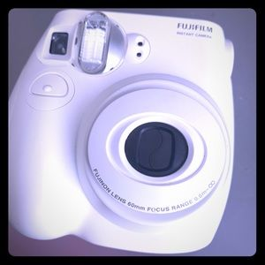 Fuji Film Instax Mini 7s White